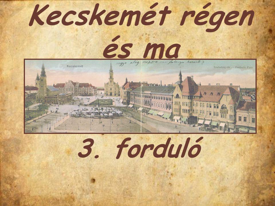 Emberek millióit ébresztette fel álmából a Duna-Tisza közén egy természeti katasztrófa, mely a legnagyobb csapást Kecskemétre mérte.