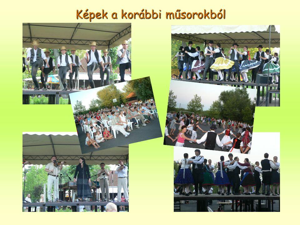 A néptáncest támogatói: Kvarc-ásvány Kft.