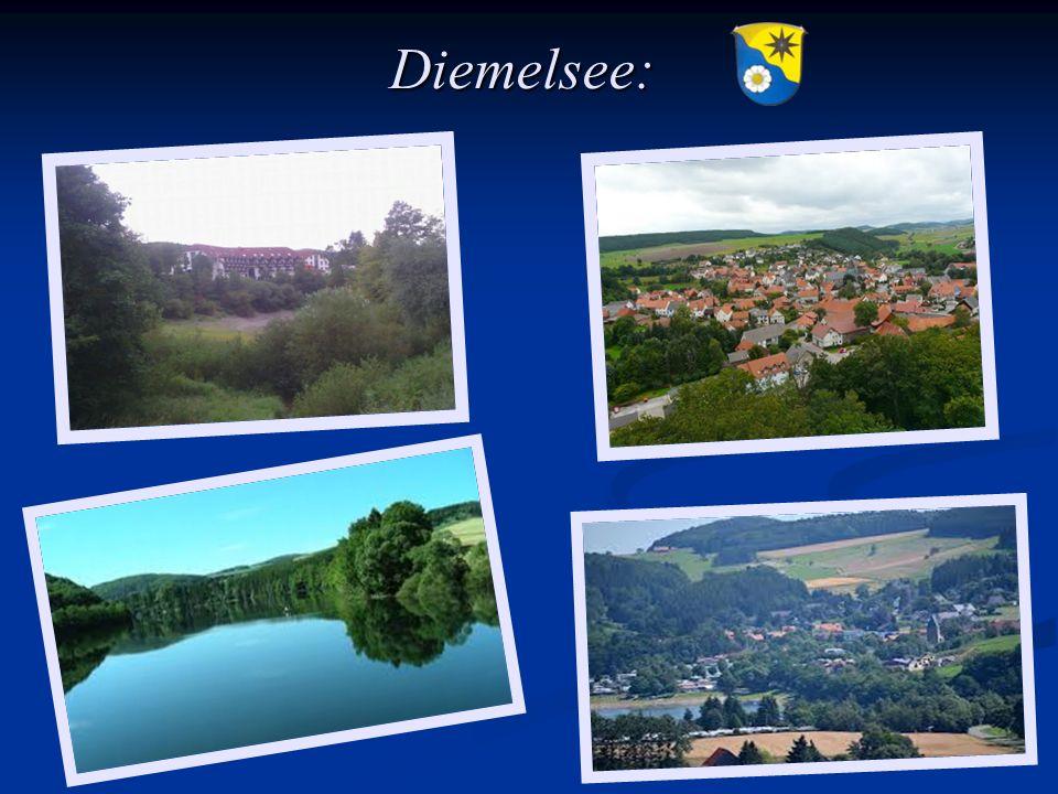 Diemelsee: