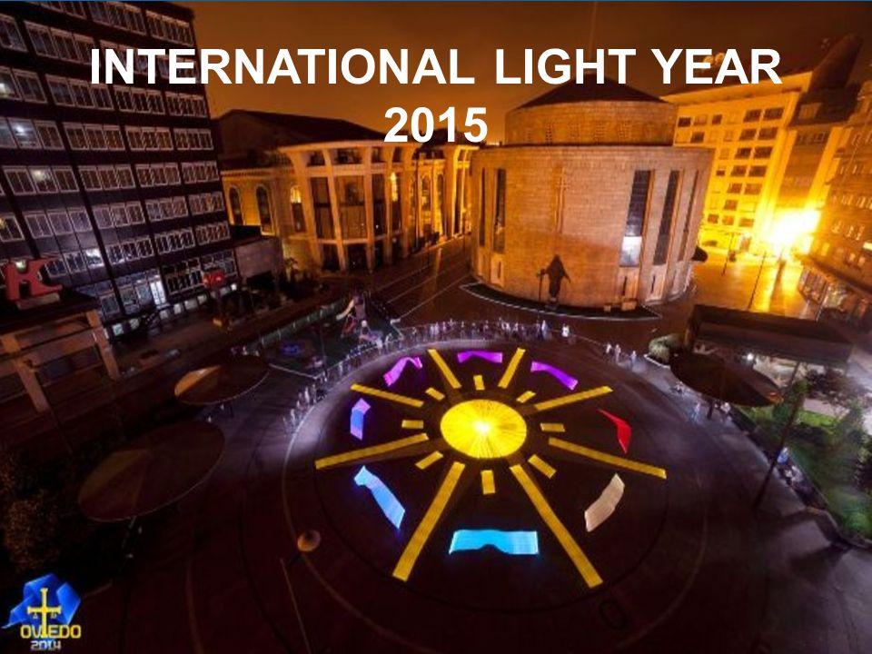INTERNATIONAL LIGHT YEAR 2015