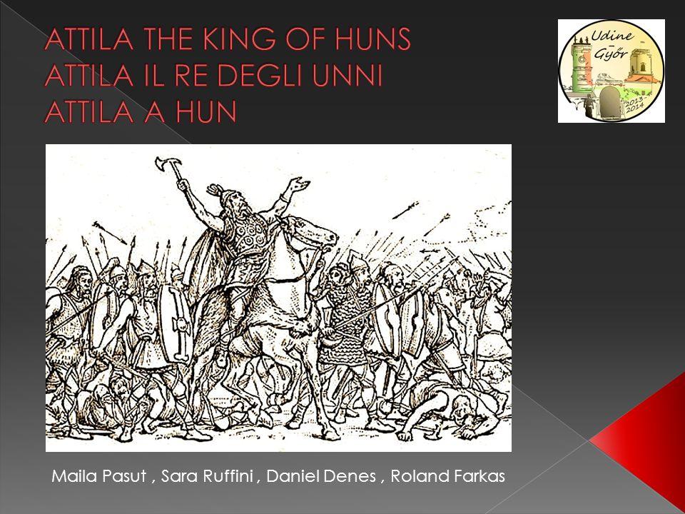 Maila Pasut, Sara Ruffini, Daniel Denes, Roland Farkas