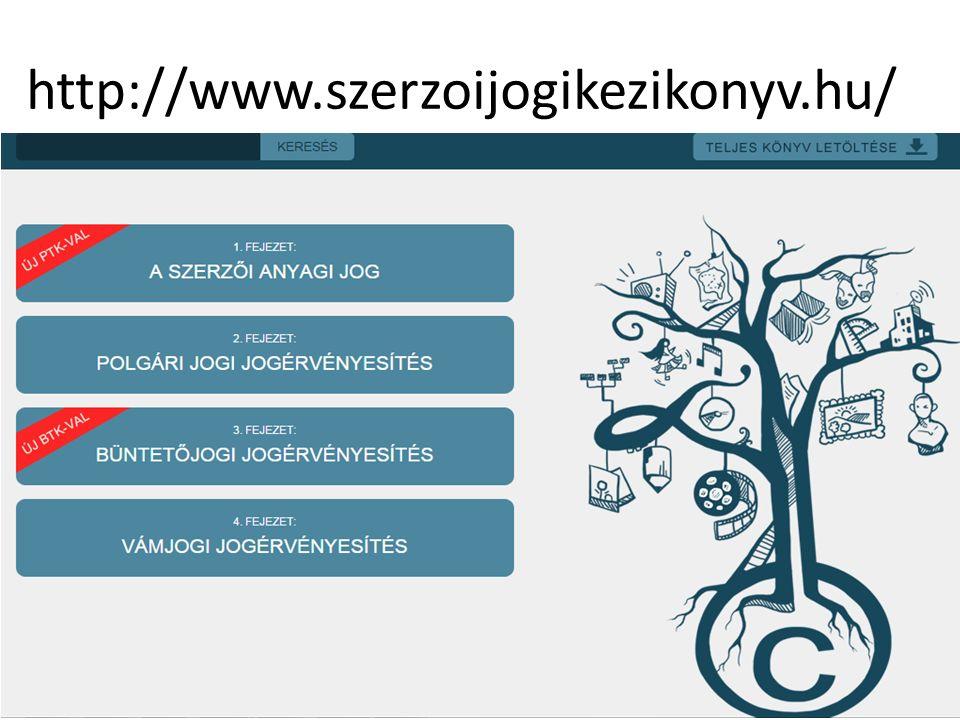 http://www.szerzoijogikezikonyv.hu/