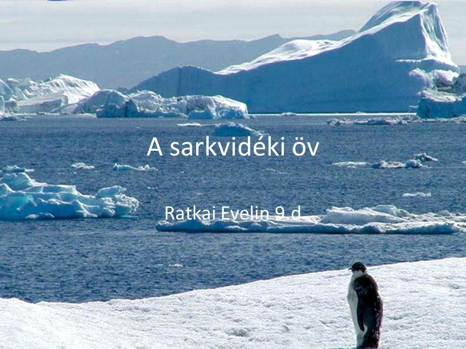 A sarkvidéki öv Ratkai Evelin 9.d