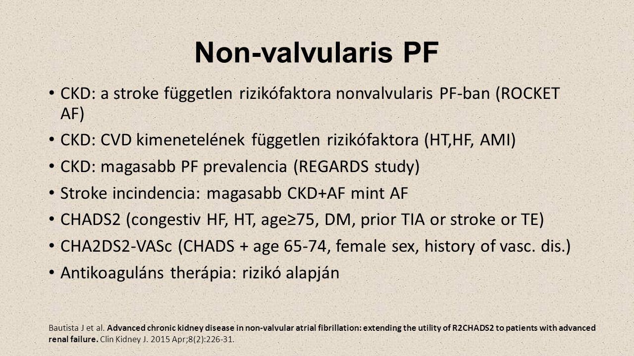 Vascularis kalcifikáció és warfarin Matrix G1a protein (MGP) – anticalcifikációs protein