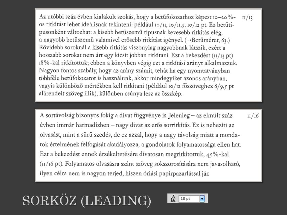 SORKÖZ (LEADING)