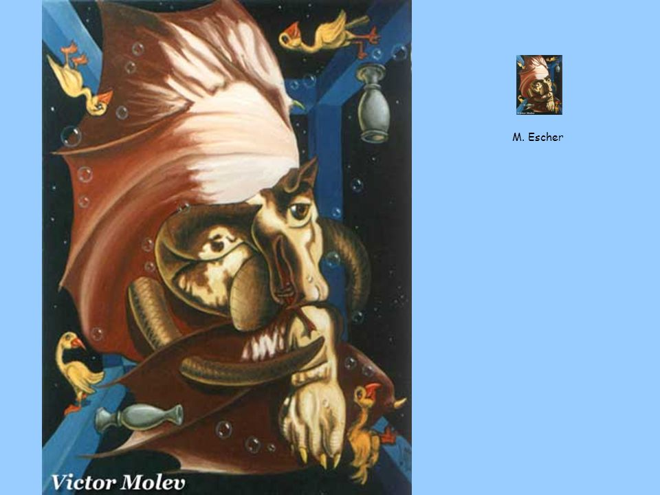 M. Escher