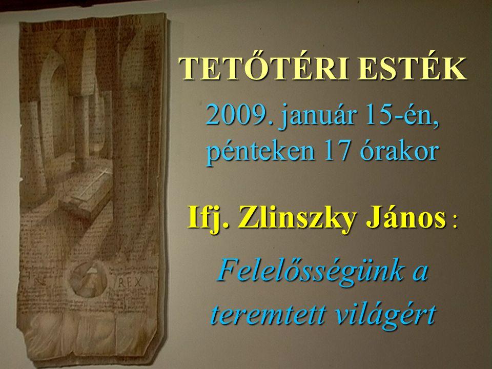 46. oldal Magtár Stúdió - Képújság TETŐTÉRI ESTÉK 2009.