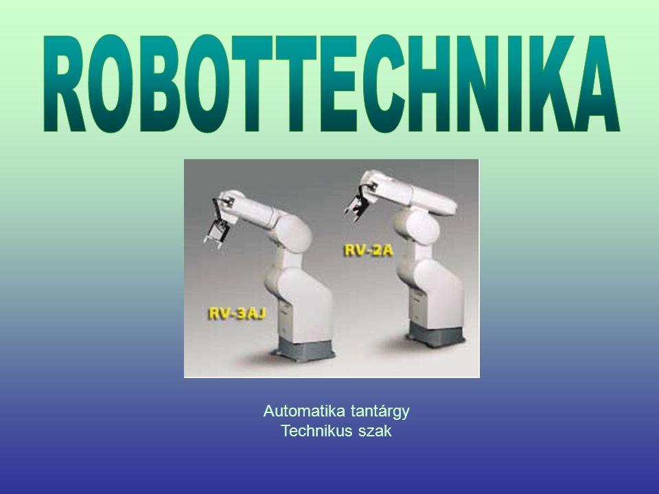 A robotok előhírnökei az önműködő szerkezetek (automaták) voltak.