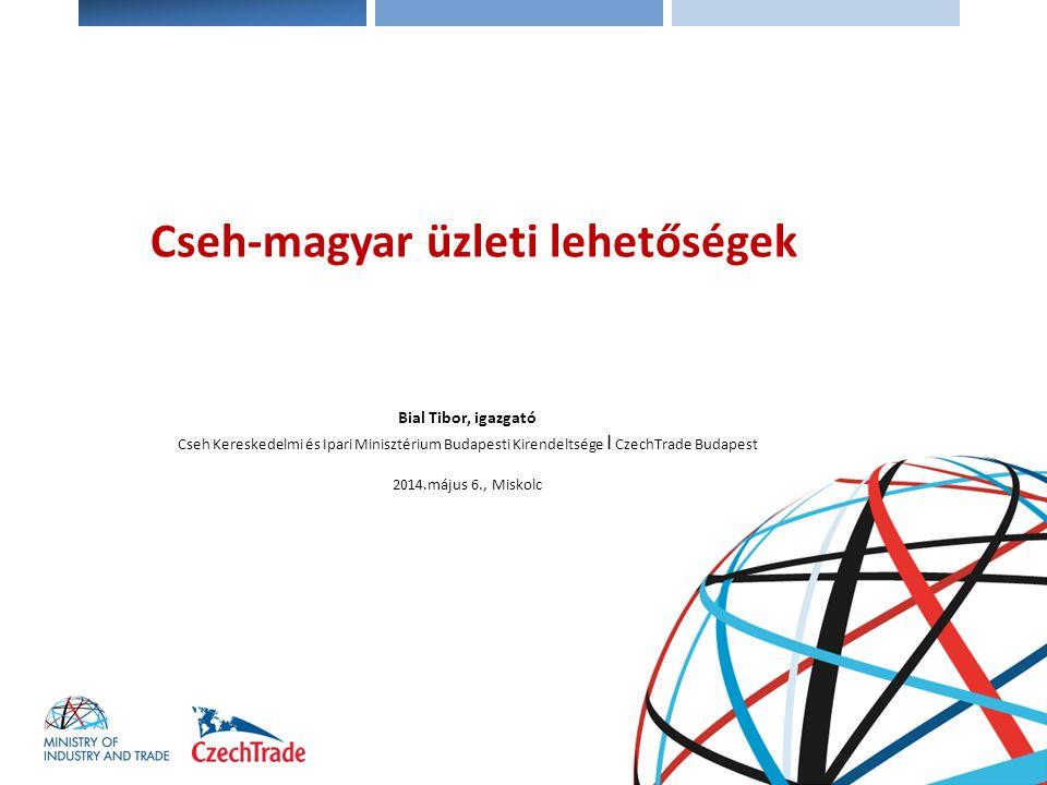 Fő témakörök: 1.MITI / CzechTrade bemutatkozás 2.A cseh üzleti kultúra 3.A cseh-magyar kereskedelmi kapcsolatok 4.Perspektivikus iparágak – együttműködési lehetőségek 5.Kiállítások és vásárok 6.Referenciák