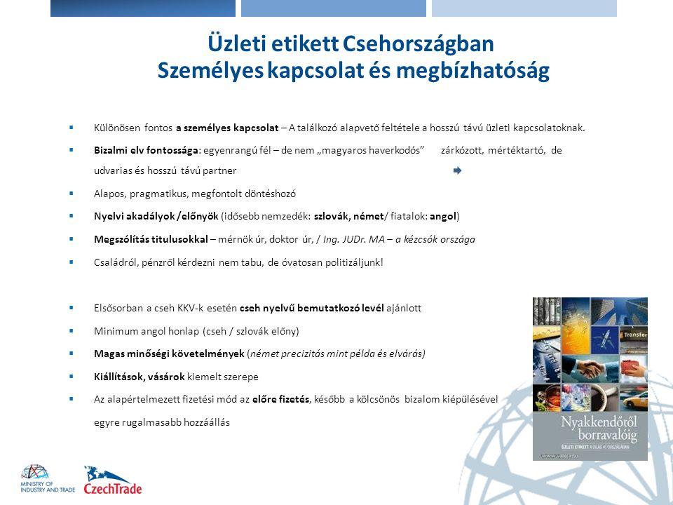 4. Perspektivikus iparágak – együttműködési lehetőségek