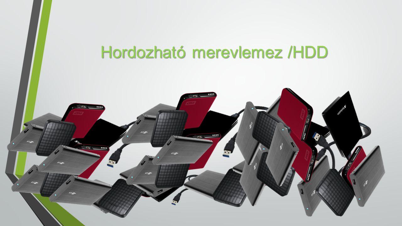 Hordozható merevlemez /HDD