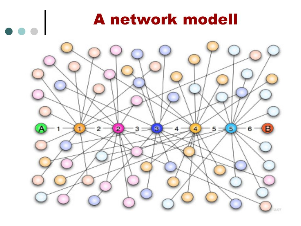 A network modell