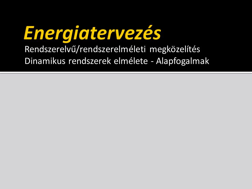 Többciklusú Hubbert-model Forrás: Ibrahim Sami Nashawi, Adel Malallah, and Mohammed Al-Bisharah, Forecasting World Crude Oil Production Using Multicyclic Hubbert Model Energy Fuels 2010, 24, 1788–1800 Venezuela olajkitermelése STB=Standard Stock Barrels