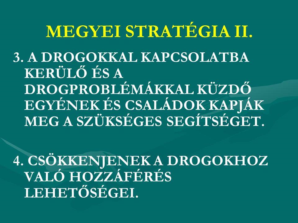 MEGYEI STRATÉGIA II. 3.
