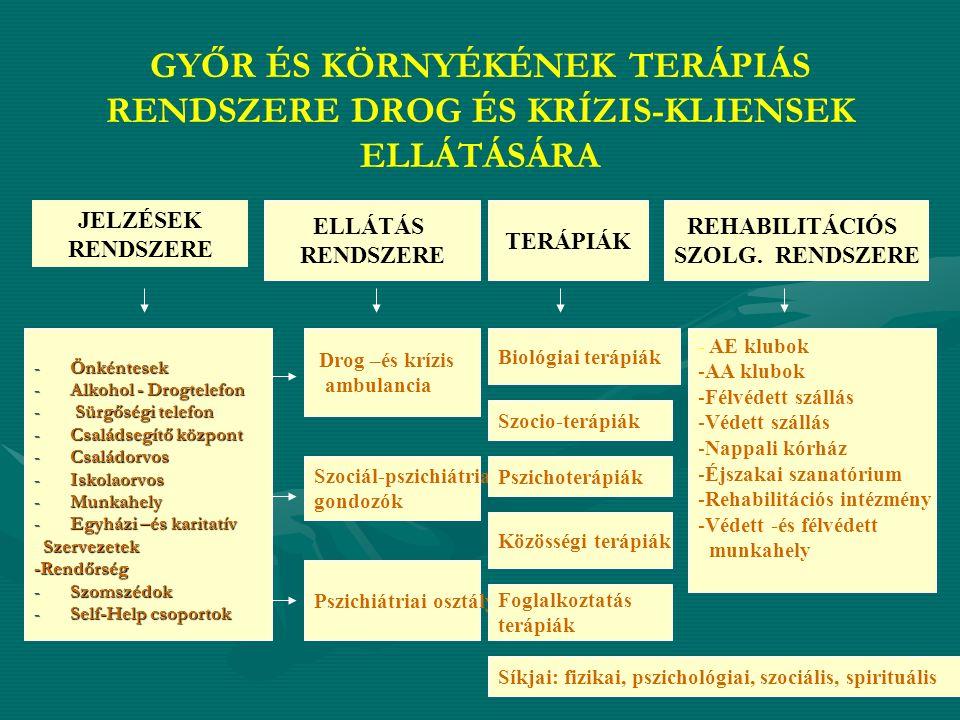 FŐNIX Prevenciós Oktatóprogram I.6. Az egészségfejlesztés elemei 6.