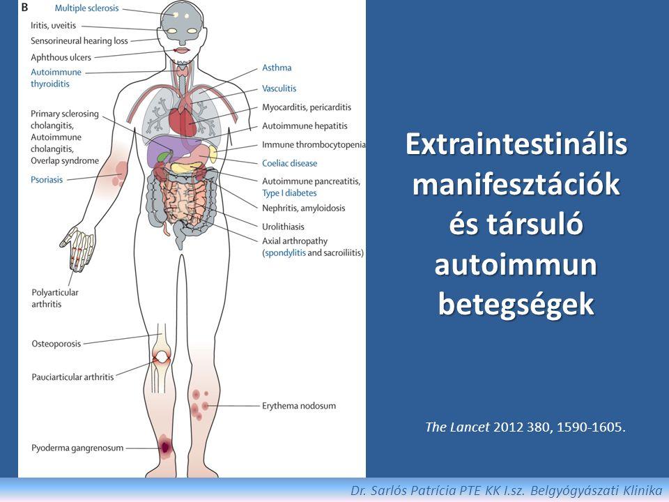 Fistula – tályog Dr. Sarlós Patrícia PTE KK I.sz. Belgyógyászati Klinika