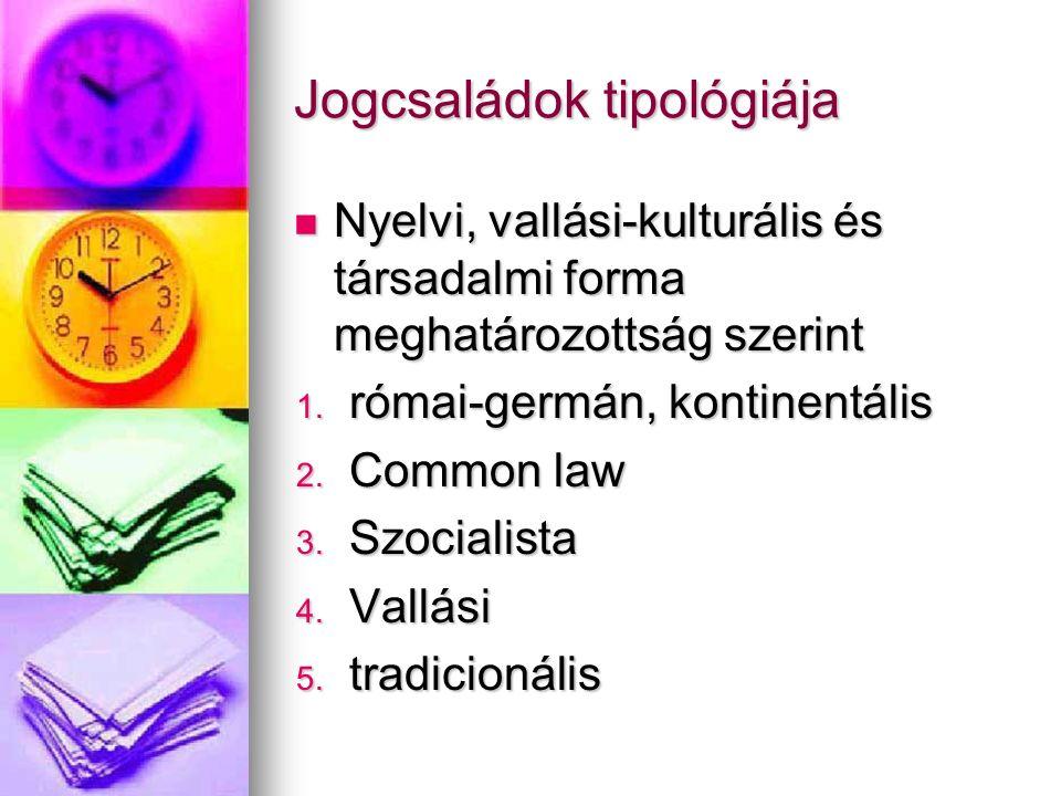 Nyelvi, vallási-kulturális és társadalmi forma meghatározottság szerint Nyelvi, vallási-kulturális és társadalmi forma meghatározottság szerint 1. róm