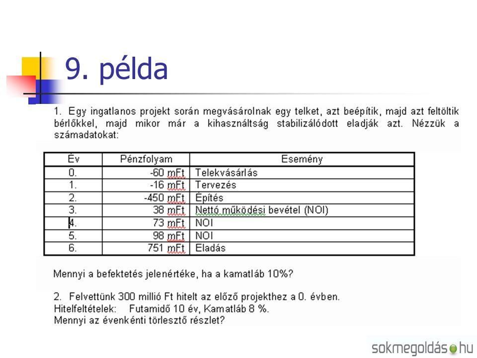 9. példa