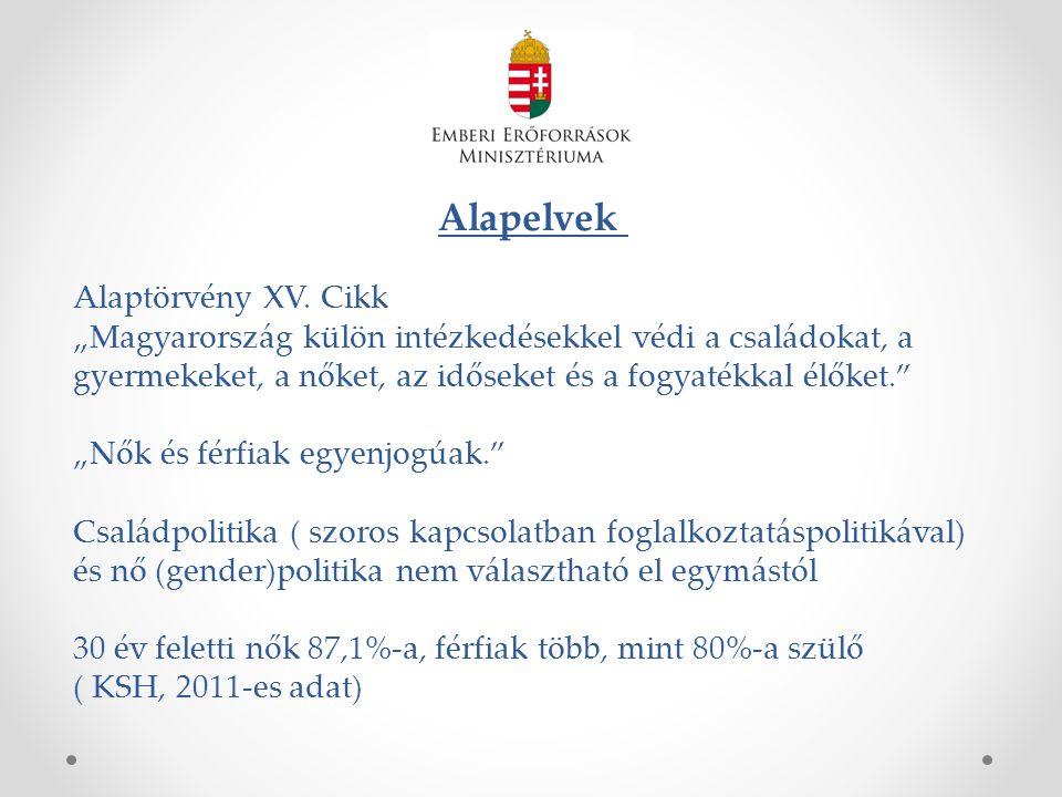 Alaptörvény XV.