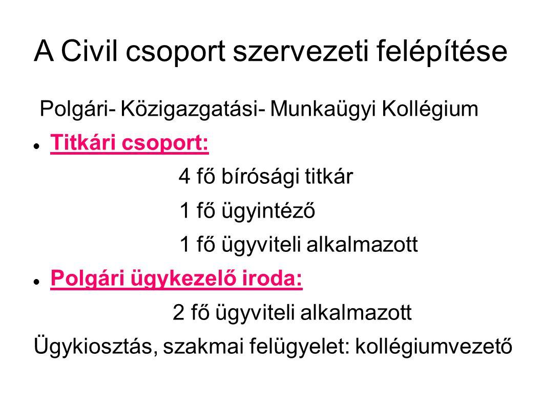 Beszámoló és közhasznúsági melléklet II.