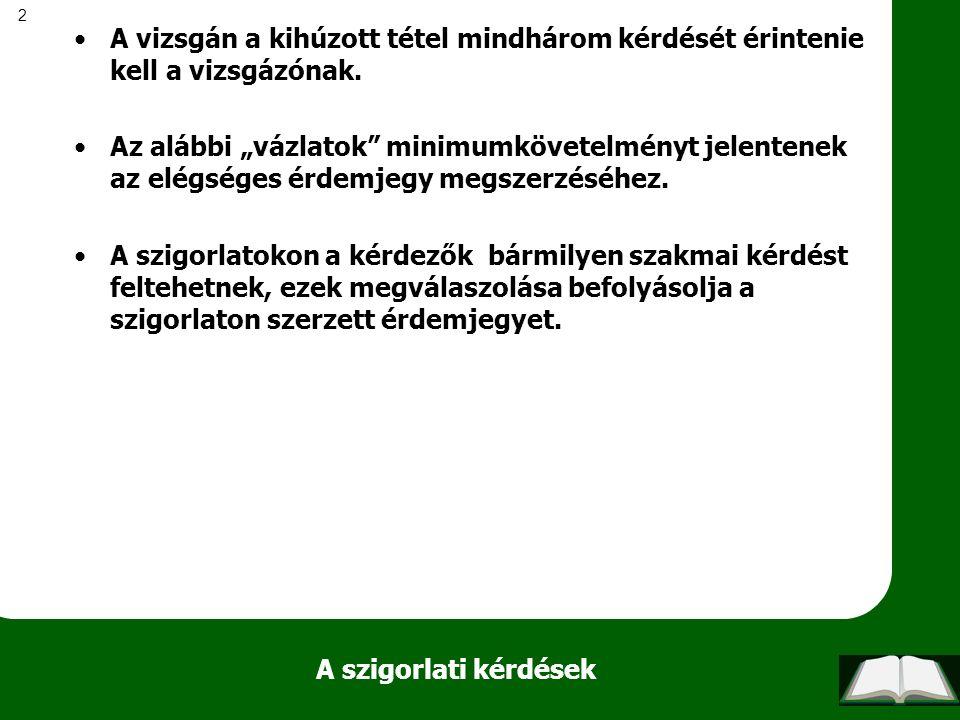 23 FB, Auditbizottság, könyvvizsgáló Mikor kötelező.