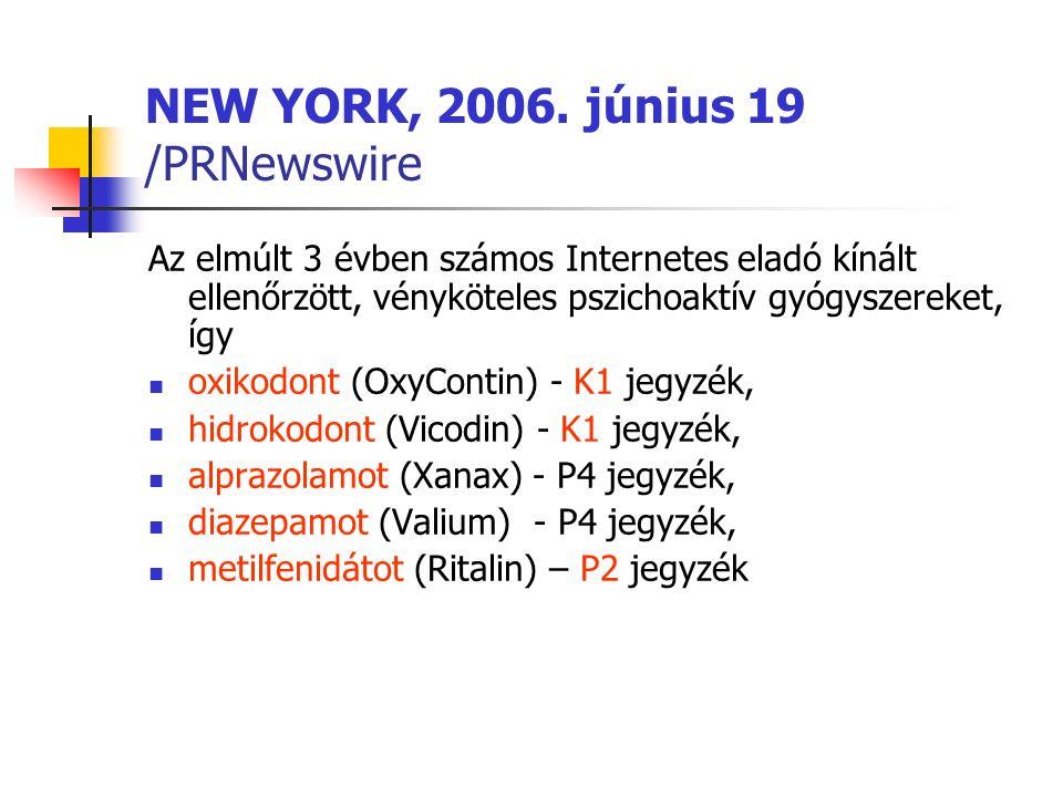NEW YORK, 2006.