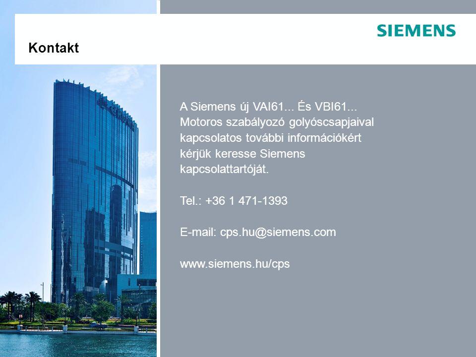 IC BT CPS A Siemens új VAI61... És VBI61...