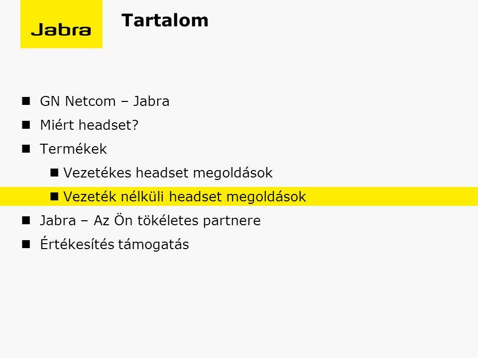 Intro: vezeték nélküli headset megoldások Insert Picture here Size H 12,54 X W 23,61