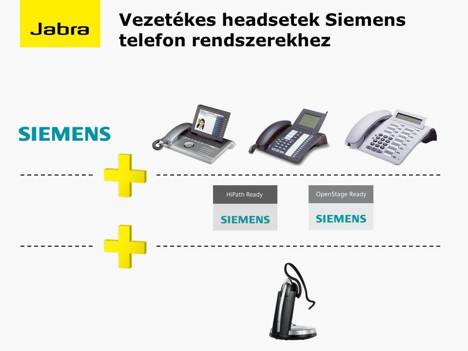 Vezetékes headsetek Avaya telefon rendszerekhez