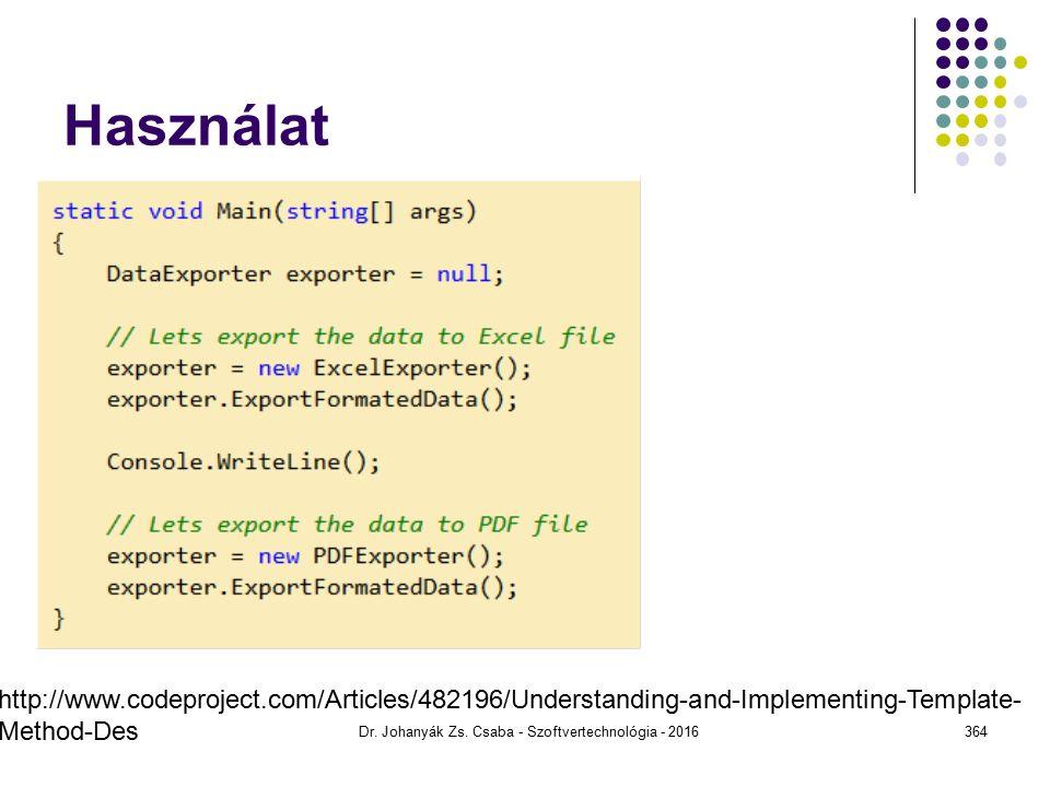 Használat class MainApp { /// /// Entry point into console application.