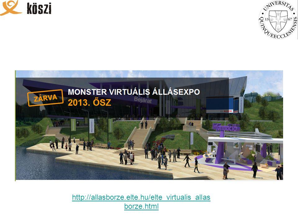 http://allasborze.elte.hu/elte_virtualis_allas borze.html