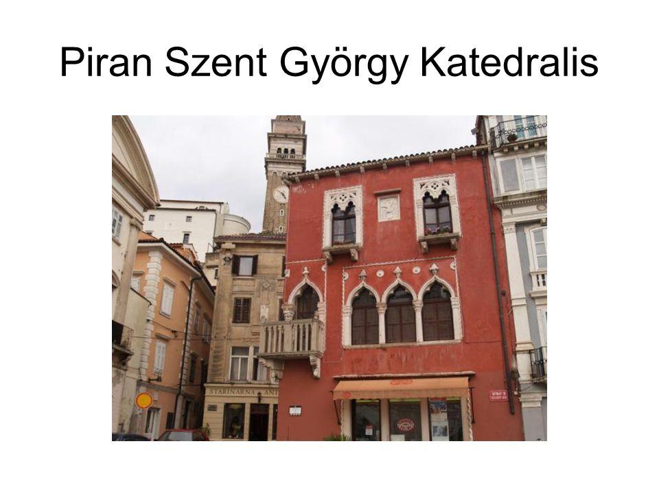 Piran Szent György Katedralis