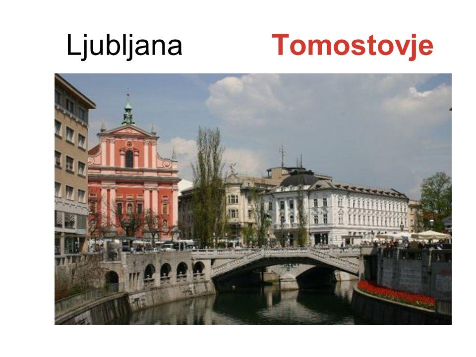 Ljubljana Tomostovje