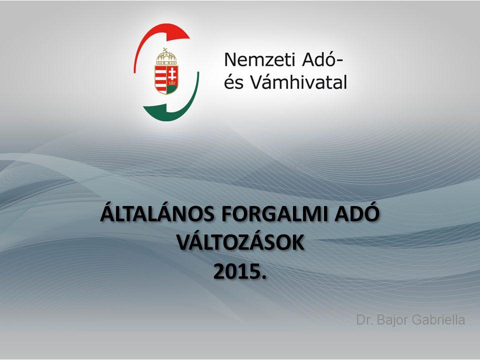 Szabályozás Az egyes pénzügyi tárgyú törvények módosításáról szóló 2014.