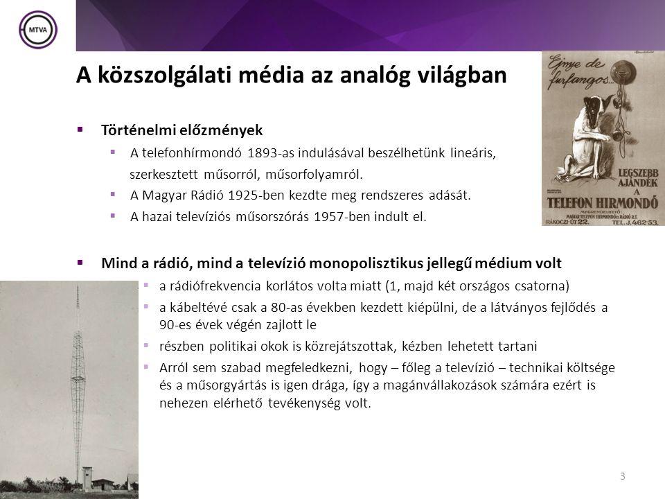 Bejelentések  MTVA Infó  Április elején MTVA Infó néven közszolgálati információs képújság indul a MinDigTV hálózatán, az országos 'A' multiplexben.