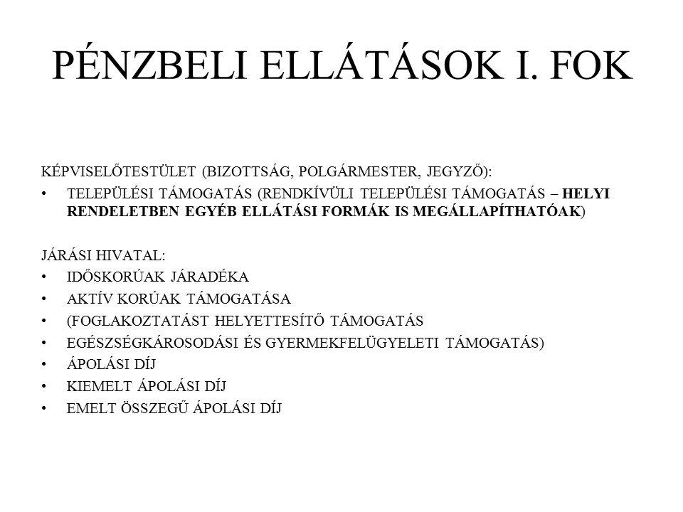 ELJÁRÓ GYÁMHATÓSÁGOK, HATÁSKÖR, ILLETÉKESSÉG 331/2006. (XII. 23.) KORM. RENDELET (GYÁR.)