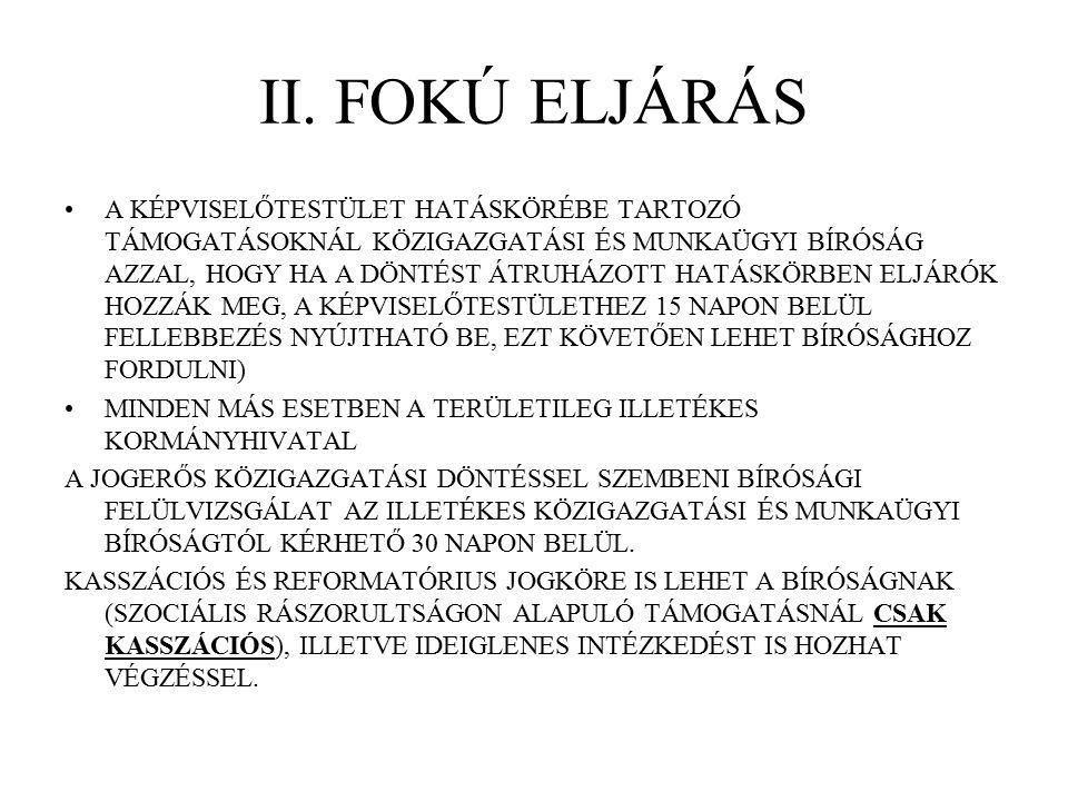 GYERMEKI, SZÜLŐI JOGOK, KÖTELEZETTSÉGEK GYVT.6-13.
