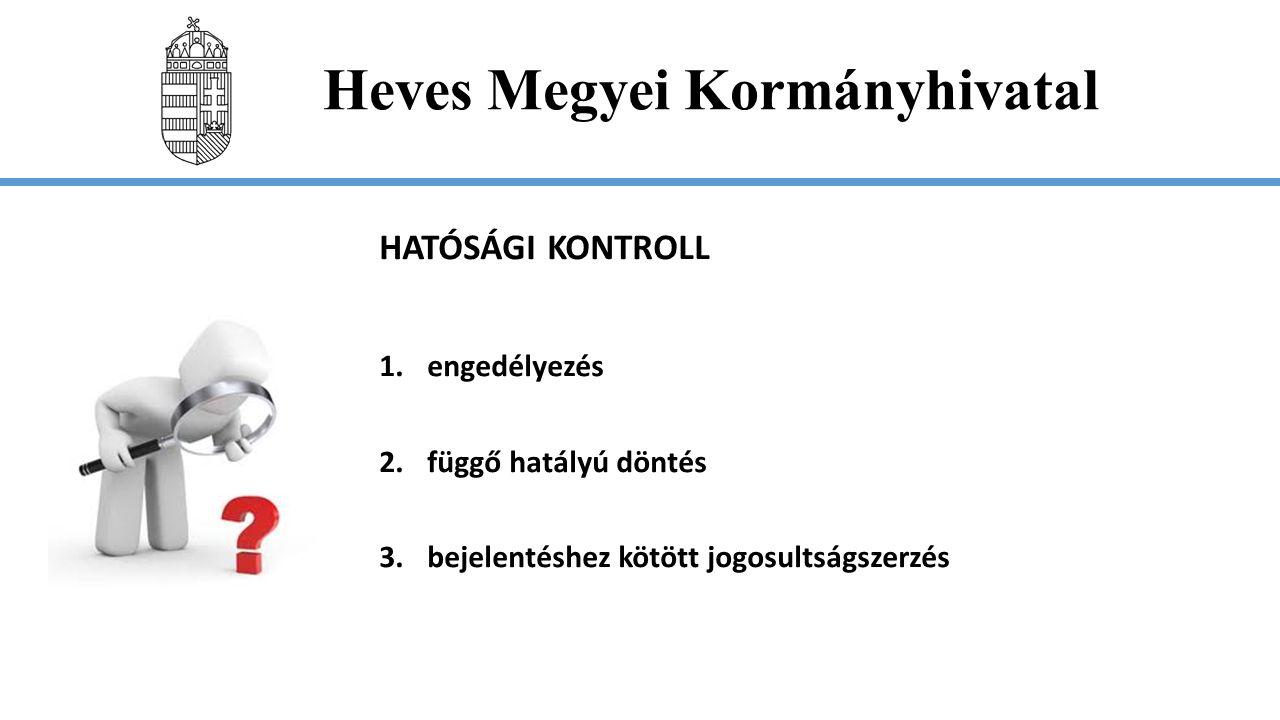 Heves Megyei Kormányhivatal  módosítások 2016.