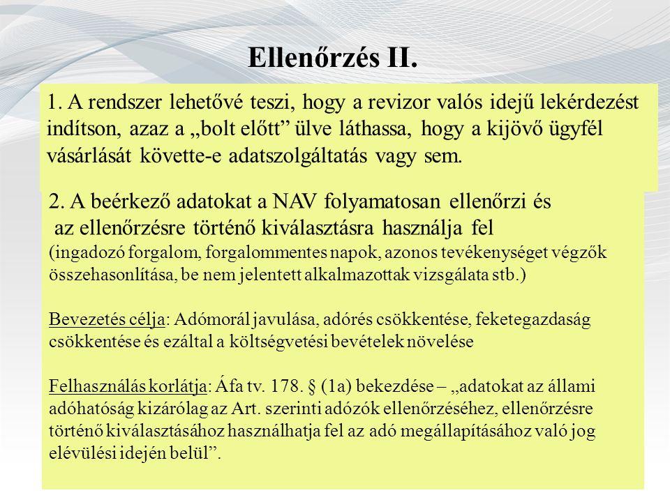 Ellenőrzés II. 2.