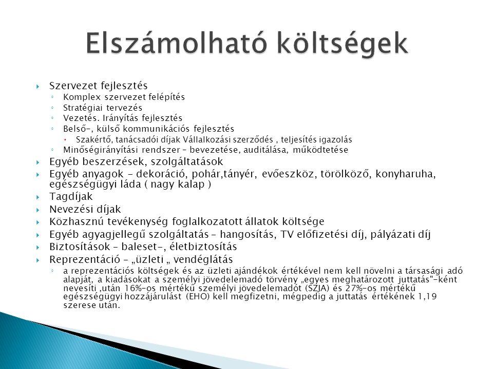  Szervezet fejlesztés ◦ Komplex szervezet felépítés ◦ Stratégiai tervezés ◦ Vezetés.