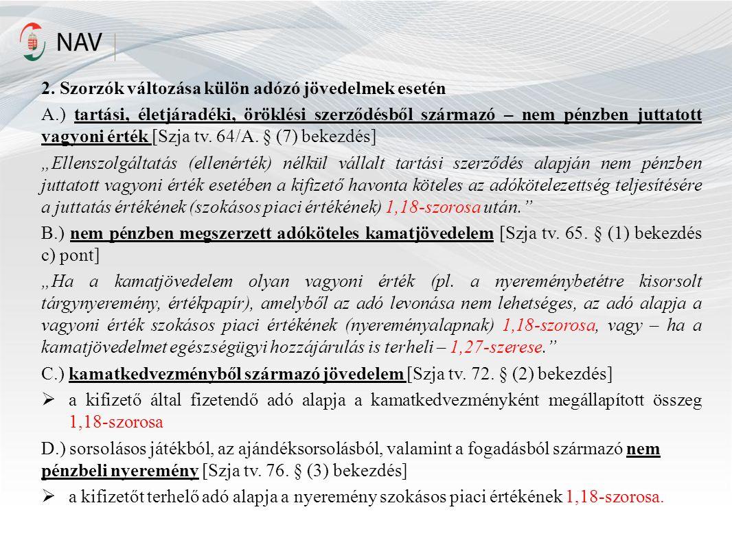 Magánszemélyek Szja bevallása 2016-ban (2015.