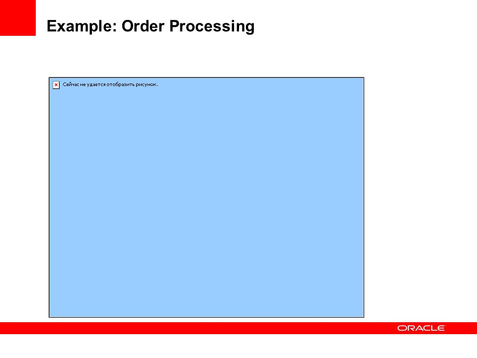 Example: Order Processing