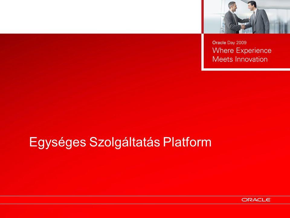 Egységes Szolgáltatás Platform
