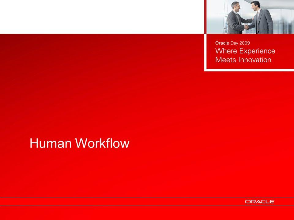 Human Workflow