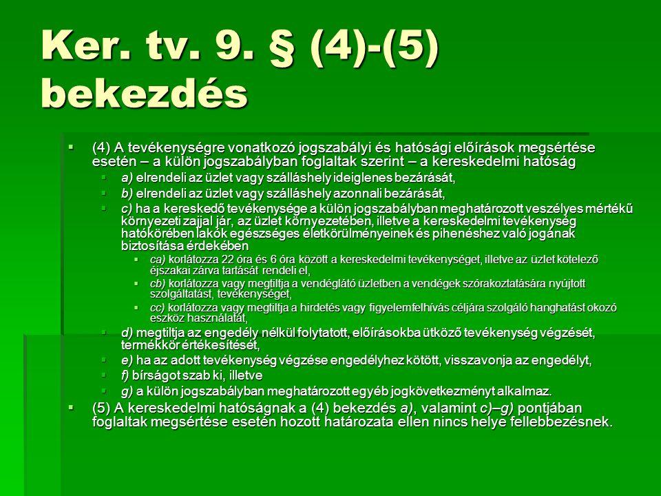 Ker. tv. 9.