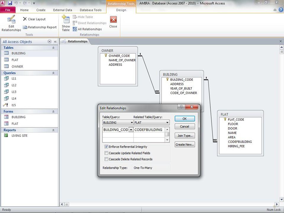 """Űrlapok Grafikus és strukturált megjelenítése az adattábláknak, főképp adatbevitelre és egy rekord visszakeresésére – """"felhasználó barát felület – másképp GUI… Általában varázslóval készülnek el 4-5 lépésben, Általában táblákon alapulnak, de lekérdezésen is alapulhatnak(nem összesített – ha az, akkor nincs új rekord hozzáadás) Extra objektumok (varázslóval ezt a kettőt): ◦ Kombó/kombi-panel (hogy biztosítani lehessen a listából való biztos választást – nem kell tudni kódokat fejből) ◦ Csatolt-űrlap (egy táblázatos egy oszloposba, több is csatolható, de azok már csak táblázatosak lehetnek már – egy elég lehet) 7"""