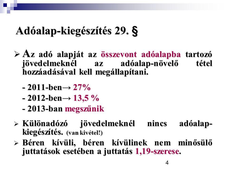 4 Adóalap-kiegészítés 29.