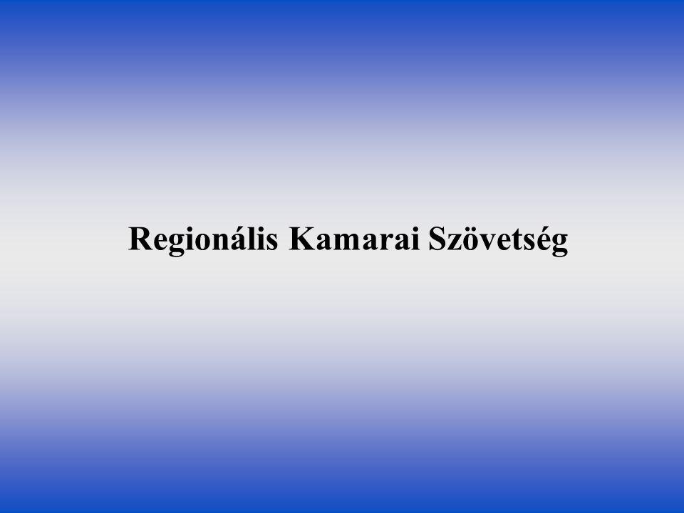 Regionális Kamarai Szövetség