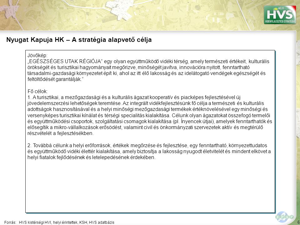147 Forrás:HVS kistérségi HVI, helyi érintettek, HVS adatbázis Megoldási javaslatok 29/44 Kód: NyD-6-GF-6-01 Sorszám: 4051 A legtöbb megoldási javaslat a(z) ÚMVP - 4.
