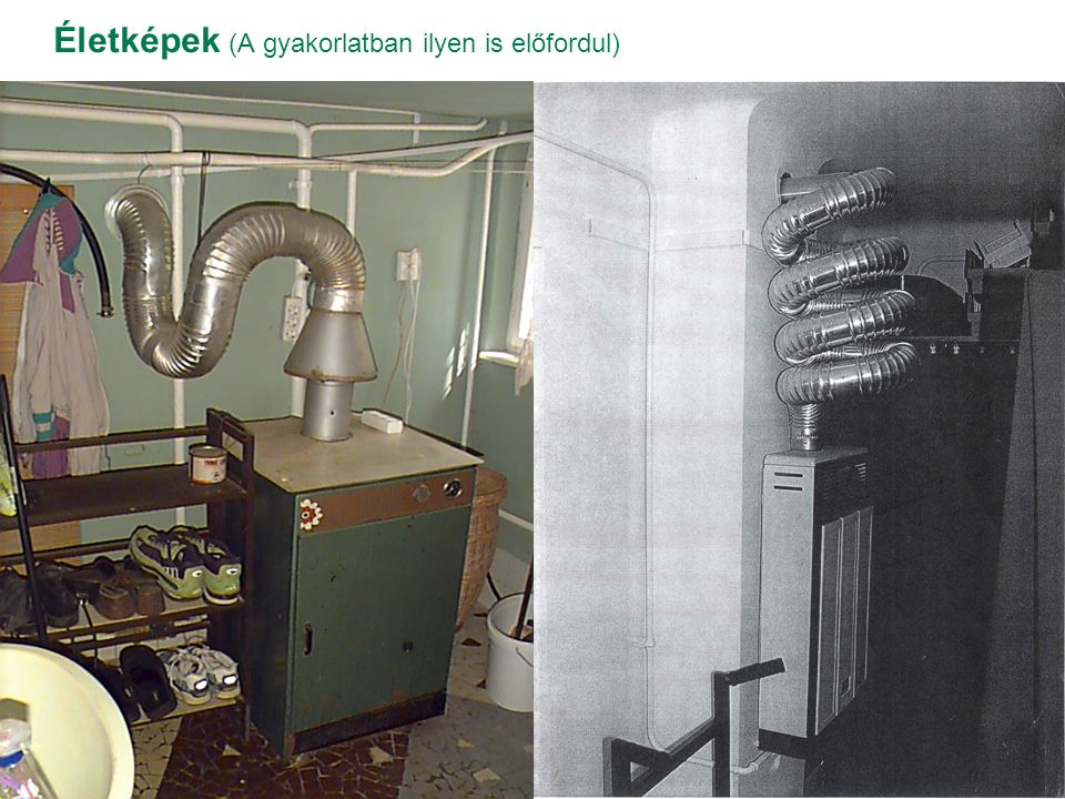 DIASZÁM 42 Gázhálózat Karbantartási és Üzemeltetési Osztály 2008. Február 12. Életképek (A gyakorlatban ilyen is előfordul)